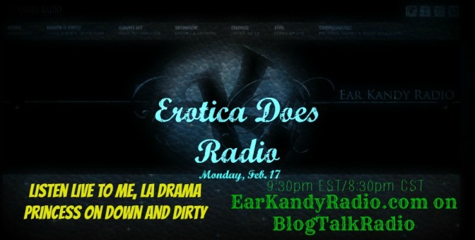 Listen to Me Moaaannn on Down and Dirty Radio Show