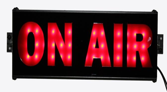 Listen To My New Internet Radio Show